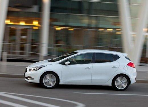 Kia cee'd, prestazioni e consumi della gamma a benzina - Foto 9 di 21
