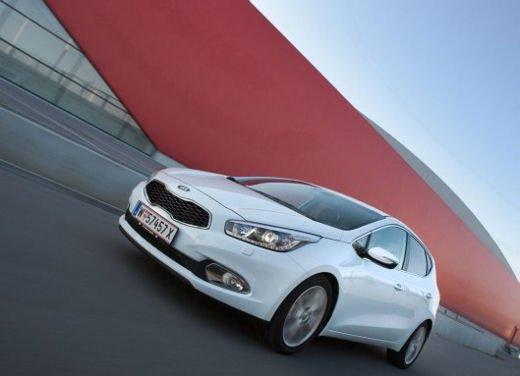 Kia cee'd, prestazioni e consumi della gamma a benzina - Foto 10 di 21