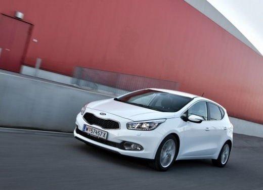 Kia cee'd, prestazioni e consumi della gamma a benzina - Foto 11 di 21