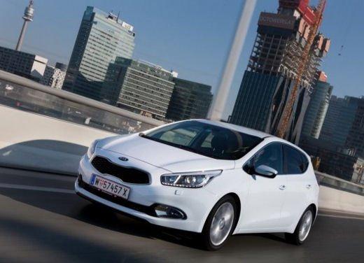 Kia cee'd, prestazioni e consumi della gamma a benzina - Foto 12 di 21