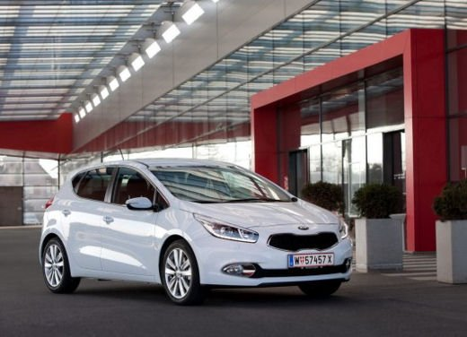 Kia cee'd, prestazioni e consumi della gamma a benzina - Foto 17 di 21