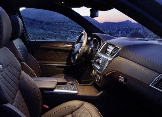Mercedes GL - Foto 7 di 13