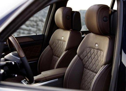 Mercedes GL - Foto 1 di 13