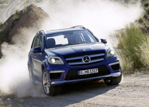 Mercedes GL - Foto 2 di 13