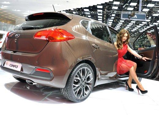 Kia cee'd, prestazioni e consumi della gamma a benzina - Foto 21 di 21