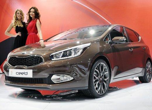 Kia cee'd, prestazioni e consumi della gamma a benzina - Foto 1 di 21