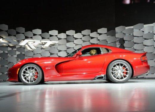 Ferrari e Montezemolo incantati dalla SRT Viper di Marchionne