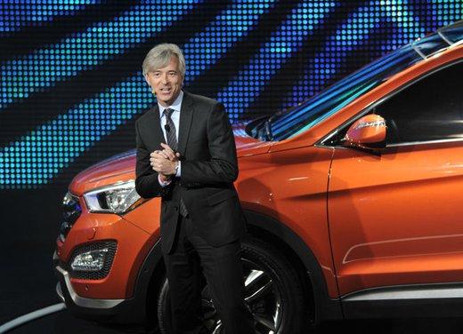 Nuova Hyundai Santa Fe prezzi e consumi - Foto 15 di 15