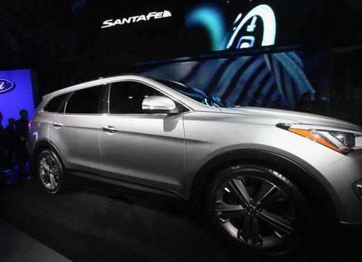 Nuova Hyundai Santa Fe prezzi e consumi - Foto 8 di 15