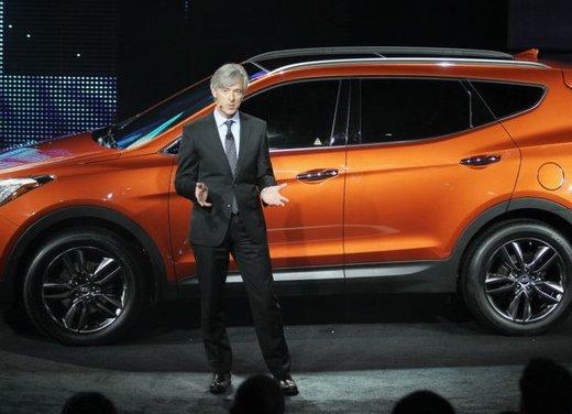 Nuova Hyundai Santa Fe prezzi e consumi - Foto 4 di 15