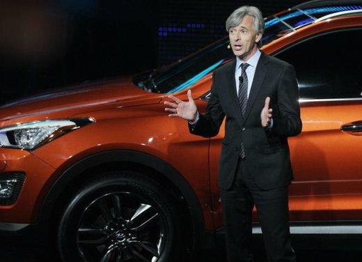 Nuova Hyundai Santa Fe prezzi e consumi - Foto 5 di 15