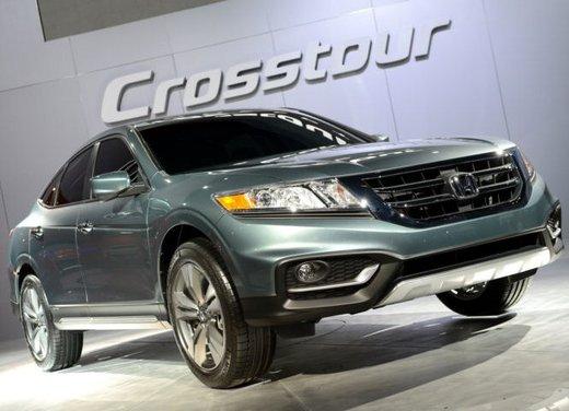 Honda Crosstour Concept - Foto 1 di 17
