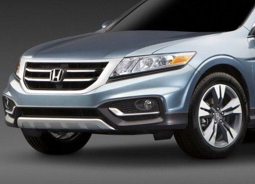 Honda Crosstour Concept - Foto 6 di 17