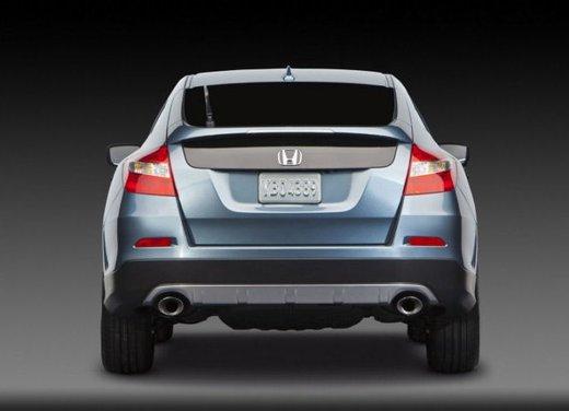 Honda Crosstour Concept - Foto 16 di 17