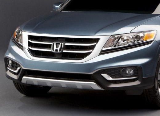 Honda Crosstour Concept - Foto 5 di 17