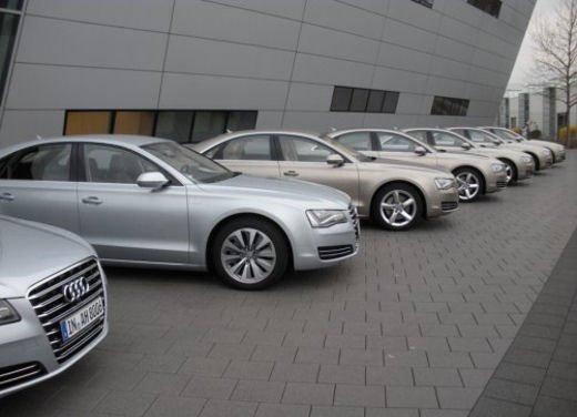 Audi A8 Hybrid provata su strada l'ammiraglia ecologica - Foto 1 di 10