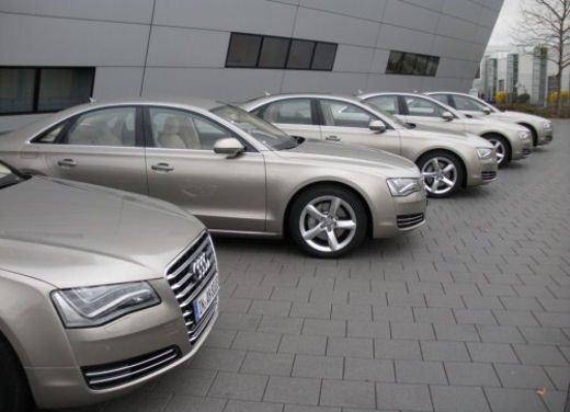 Audi A8 Hybrid provata su strada l'ammiraglia ecologica - Foto 2 di 10
