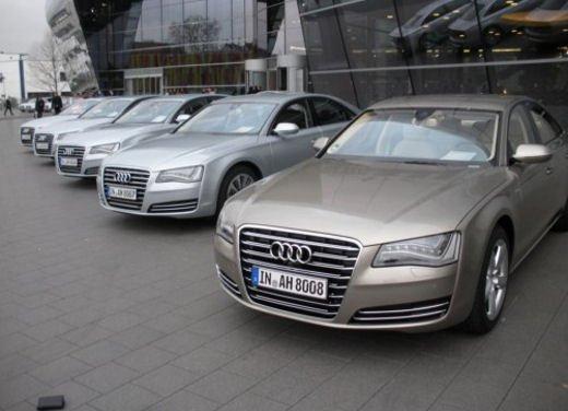 Audi A8 Hybrid provata su strada l'ammiraglia ecologica - Foto 4 di 10