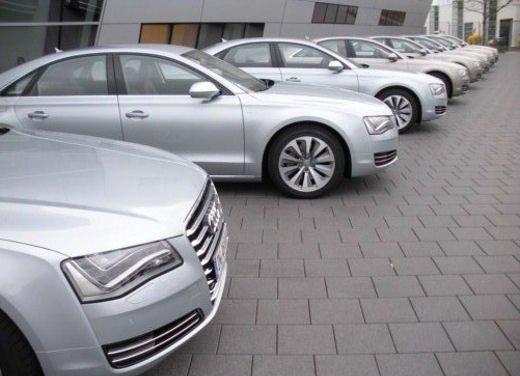 Audi A8 Hybrid provata su strada l'ammiraglia ecologica - Foto 5 di 10