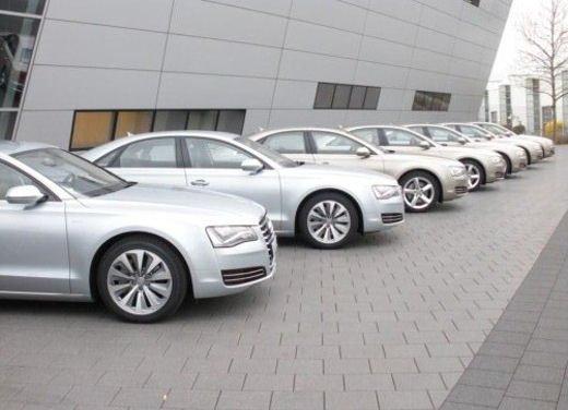 Audi A8 Hybrid provata su strada l'ammiraglia ecologica - Foto 6 di 10