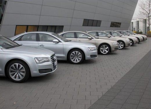Audi A8 Hybrid provata su strada l'ammiraglia ecologica - Foto 7 di 10