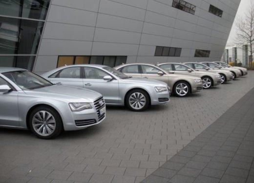 Audi A8 Hybrid provata su strada l'ammiraglia ecologica - Foto 8 di 10