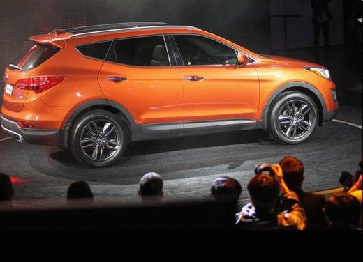 Nuova Hyundai Santa Fe prezzi e consumi - Foto 6 di 15