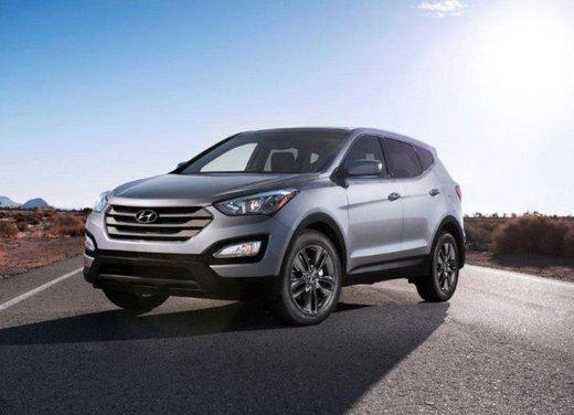 Nuova Hyundai Santa Fe prezzi e consumi - Foto 10 di 15