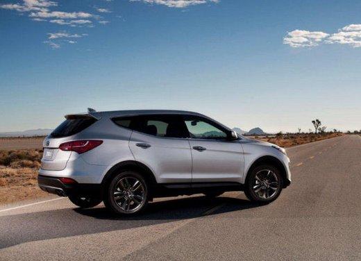 Nuova Hyundai Santa Fe prezzi e consumi - Foto 12 di 15