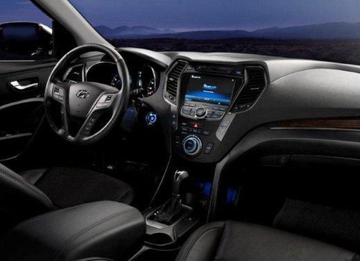 Nuova Hyundai Santa Fe prezzi e consumi - Foto 13 di 15