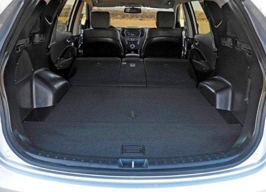 Nuova Hyundai Santa Fe prezzi e consumi - Foto 14 di 15