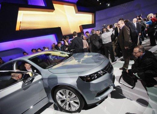 Panoramica novità del Salone di New York 2012 - Foto 18 di 24