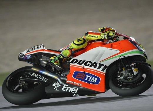 GP Qatar 2012 MotoGP: Valentino Rossi decimo, Nicky Hayden terzo nelle libere - Foto 10 di 32