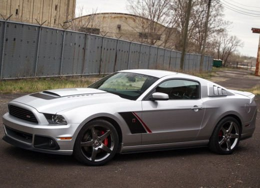 Ford Mustang Tuning by Roush Performance - Foto 12 di 31