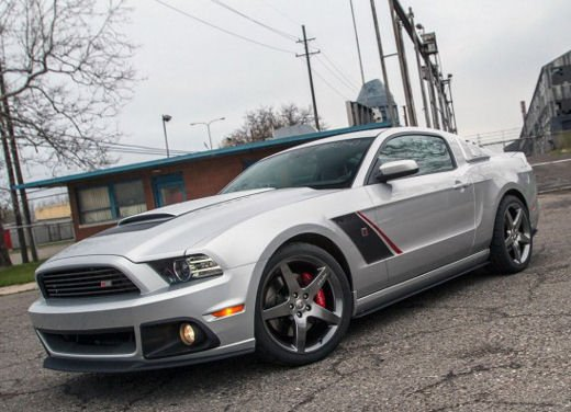 Ford Mustang Tuning by Roush Performance - Foto 19 di 31