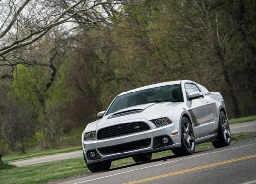 Ford Mustang Tuning by Roush Performance - Foto 24 di 31