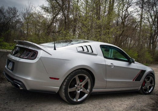 Ford Mustang Tuning by Roush Performance - Foto 3 di 31