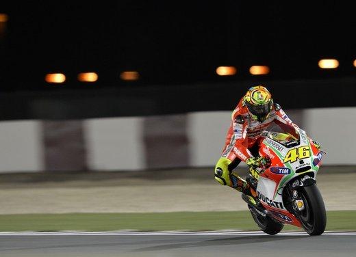 GP Qatar 2012 MotoGP: Valentino Rossi decimo, Nicky Hayden terzo nelle libere - Foto 24 di 32