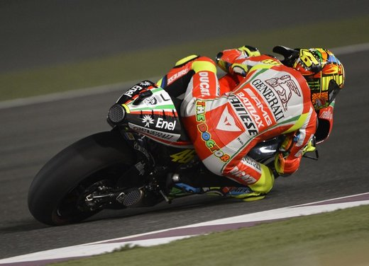 GP Qatar 2012 MotoGP: Valentino Rossi decimo, Nicky Hayden terzo nelle libere - Foto 25 di 32