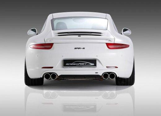Porsche 991 Carrera S SP91-R by SpeedART - Foto 6 di 15