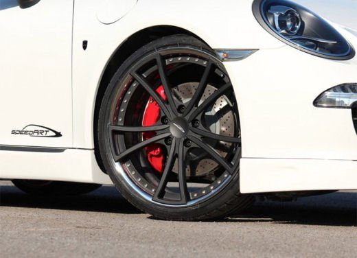 Porsche 991 Carrera S SP91-R by SpeedART - Foto 8 di 15