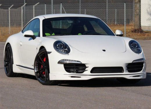 Porsche 991 Carrera S SP91-R by SpeedART - Foto 10 di 15