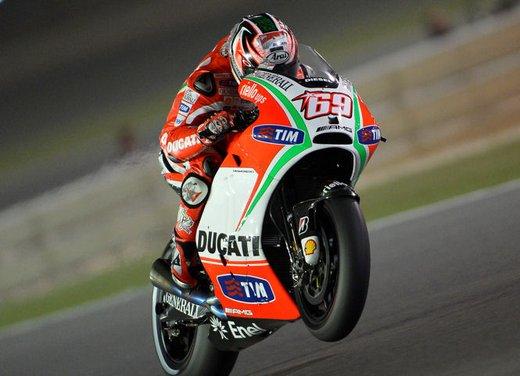 GP Qatar 2012 MotoGP: Valentino Rossi decimo, Nicky Hayden terzo nelle libere - Foto 4 di 32