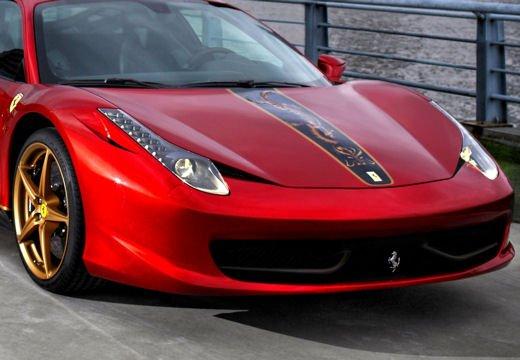 Ferrari 458 Italia edizione speciale per il 20° anniversario in Cina - Foto 7 di 8