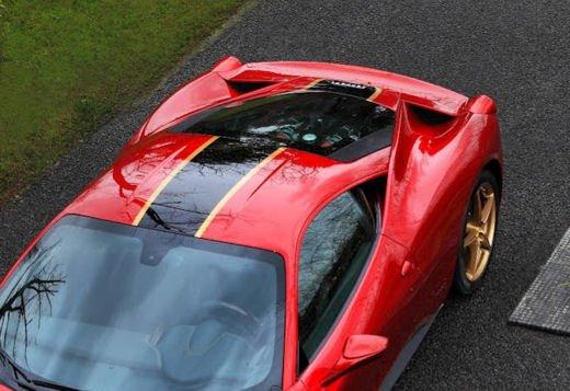 Ferrari 458 Italia edizione speciale per il 20° anniversario in Cina - Foto 5 di 8