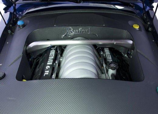 Bufori Geneva l'asiatica contro Rolls-Royce e Bentley - Foto 17 di 20