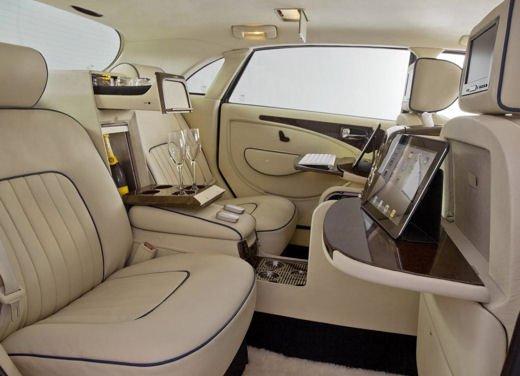Bufori Geneva l'asiatica contro Rolls-Royce e Bentley - Foto 5 di 20