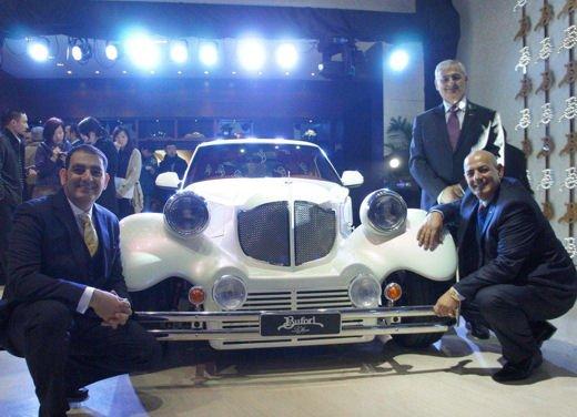Bufori Geneva l'asiatica contro Rolls-Royce e Bentley - Foto 1 di 20