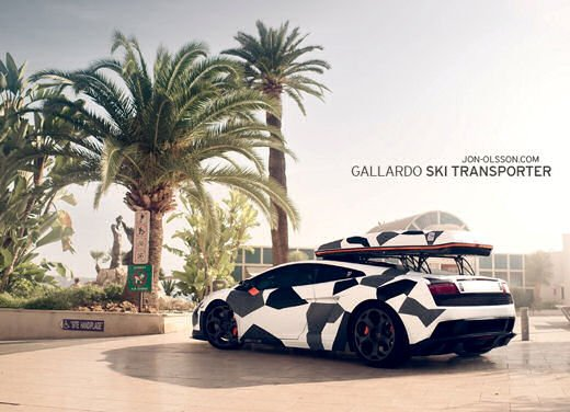 Audi R8 Razor GTR Winter Monster di Jon Olsson - Foto 5 di 12