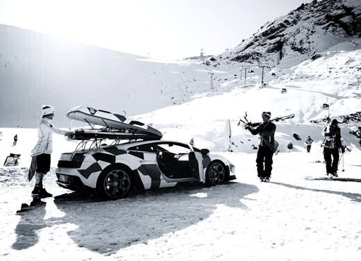 Audi R8 Razor GTR Winter Monster di Jon Olsson - Foto 7 di 12